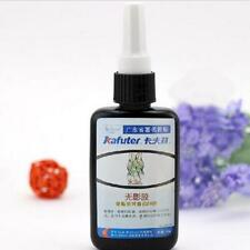 Kafuter Adhesive Glue Strong Bond Visible UV Repair Cure for Metal Plastic XT @