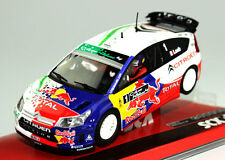 SCX Citroen C4 WRC Hybrid-4 Red Bull Rally Slot Car 1/32 A10117 for Scalextric
