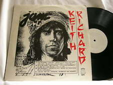 KEITH RICHARDS In Tune With Jam Rehearsals & Demos vinyl 2 LP Rolling Stones