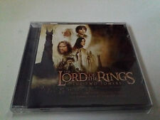 "ORIGINAL SOUNDTRACK ""THE LORD OF THE RINGS THE TWO TOWERS"" CD 18 TRACKS SHORE"