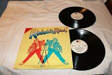 ROCKABILLY REBELS-2LP Import  with Various Artists STEREO