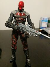 "RED HOOD (ARMORED) - Batman: Arkham Knight DC Collectibles 7"" Figure"
