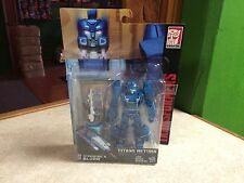 Transformers Generations TITANS RETURN Deluxe Class MOC -  HYPERFIRE & BLURR