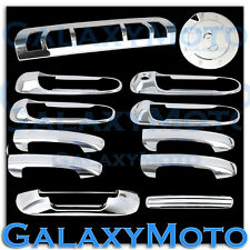 Dodge Ram 1500+2500+3500+HD Chrome 4 Door Handle+Tailgate+3rd Brake+Gas Cover