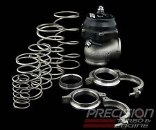 Precision 085-2000 External Wastegate 46mm Black Turbo Boost Control