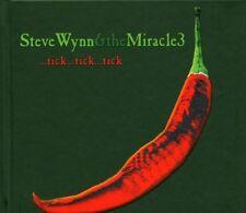 Steve Wynn & The Miracle 3 - Tick Tick Tick  - CD Nuovo Sigillato