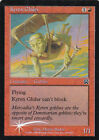 1x Foil - Kyren Glider - Magic the Gathering MTG Mercadian Masques Foil