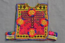 Kuchi Afghan Tribal Choli Vintage Belly Dance Handmade Stitchable Crop Top KC338