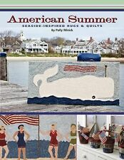 American Summer : Seaside Inspired Rugs and Quilts by Polly Minick (2012, Paperb