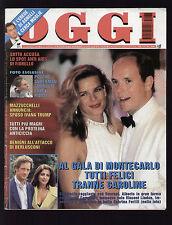 OGGI 33/1995 AGNELLI ARMILIATO CHRISTOPHER REEVE SUPERMAN ALBA PARIETTI BENIGNI