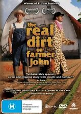 The Real Dirt On Farmer John - organic farming, chemical free, artist, raw food