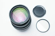 Quantaray 70-300mm f/4-5.6 LDO Macro Lens for Minolta Caps & Filter READ (#1787)