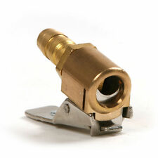 Hot Sale 6mm Clip On 1/4'' Car Tire Inflator Valve Connector Air Chuck Brass