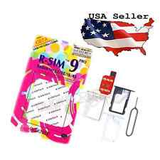 Original R-SIM RSIM 9 PRO iPhone 5 & 4S Sim Unlock Card For iOS 6 7 & 8.2 AT&T