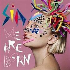 SIA WE ARE BORN 1 Extra Track CD NEW