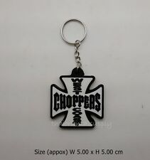 new westcoast shooper Key chain Key ring Rubber Motorcycle Big Bike Sport Racing