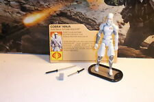 GI JOE RETALIATION STORM SHADOW  PREMIERE AMAZON PACK FIGURE