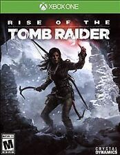 Rise of the Tomb Raider Digital Download Full Game Xbox One