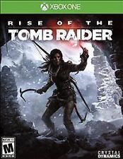 Rise of the Tomb Raider (Microsoft Xbox One, 2015)mint Condition