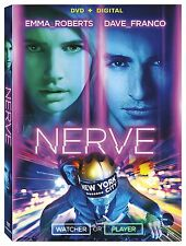 Nerve (DVD) FREE FIRST CLASS SHIPPING!