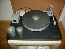 """Simon Yorke s7 + 9"""" + TESTINA ORTOFON mc7500 + base/Manual/ottime condizioni"""