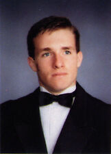 DREW BREES High School Yearbook  SENIOR Year  CHRIS MIHM
