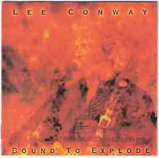 LEE CONWAY Bound To Explode CD album 1999 Aussie Country Music