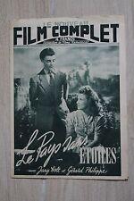 Le Nouveau Film Complet - Le Pays sans étoiles - J. HOLT et G. PHILIPPE