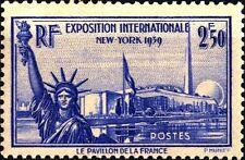 FRANCIA - 1940 - Esposizione internazionale di New York