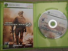 Call of Duty: Modern Warfare 2 (Microsoft Xbox 360, 2009)