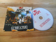 CD Pop N & SK -  Le Tour De Piste (14 Song) Promo NAIVE cb