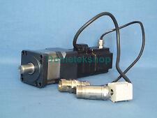 Sanyo Denki P50B05010DXX4ZE AC Servomotor with Bayside PX60-010 gearhead