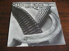 Rage Against the Machine Record Sealed Lp People of the Sun EP punk rap rock