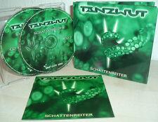 TANZWUT -Schattenreiter (Limited Edition, Digipak, Multimedia) 2 CDs