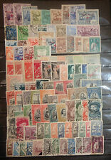 lot early Portugal stamp mint used