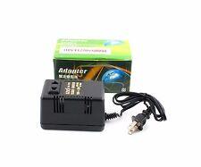 Voltage Converter Regular AC Adapter for 220V Electronic Product to 110V Socket