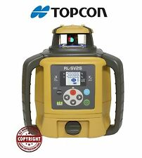 Topcon RL-SV2S Dual Slope Self-Leveling Rotary Grade Laser Level