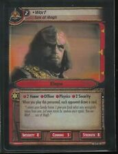 Star Trek CCG Reflections 2.0 FOIL Worf, Son Of Mogh 6P55