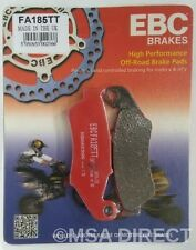 "Honda XR650 (1993 to 2012) EBC ""TT"" FRONT Brake Pads (FA185TT) (1 Set)"