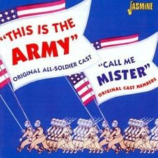 This Is The Army/Call Me Mister - Cast Recording (2002, CD NIEUW)