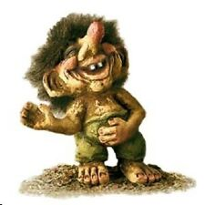 "Nyform Norway Laughing Troll Figure 8"", NEW"