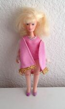 "Vintage Marchon Inc Doll 1993 90s Girl Toy 6"" Blonde Enchanted Kingdom Rare"