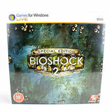 Bioshock 2 Special Edition for PC by 2K Games, 2010, Sci-Fi / Futuristic, Sealed