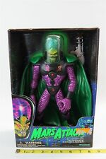 "- MARS ATTACK - IN BOX - TRENDMASTERS - MARTIAN SUPREME COMMANDER 12"" FIGURE -"