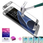 Premium Tempered Glass Film Screen Protector For Samsung Galaxy S6 S7 Edge Plus
