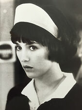 Photo   ISABELLE  ADJANI  Format 18x24cm  Tirage Argentique