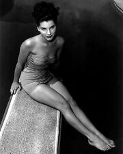 Debra Paget 8x10 Classic Hollywood Photo. 8 x 10 B&W Picture #8