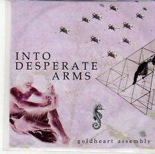 (ED727) Goldheart Assembly, Into Desperate Arms - DJ CD