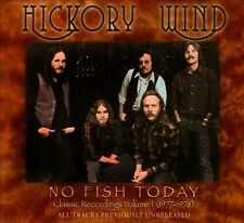 No Fish Today: Classic Recordings, Vol.1 (1977-1978) [Digipak] by Hickory...