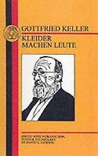 Keller : Kleider Machen Leute by Gottfried Keller (1998, Paperback, New Edition)